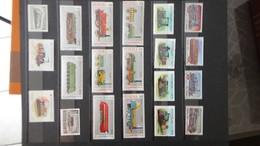 Thématique Chemins De Fers En Plusieurs Dizaines De Timbres  ** (Tome 1). A Saisir !!! - Stamps