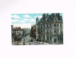 Birmingham.General Post Office & New Street. - England