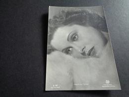 Artiste ( 47 )  Acteur De Cinema  Ciné  Film  Filmster  :  Hertha Feiler - Attori
