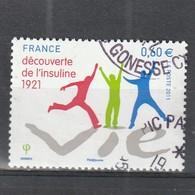 France Oblitéré  2011   N° 4630  90e Anniversaire Découverte De L'insuline - Used Stamps