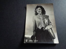 Artiste ( 51 )  Acteur De Cinema  Ciné  Film  Filmster  :  Shirley Temple - Attori