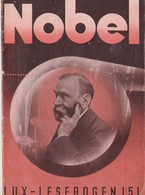 Alfred Nobel, Lux-Lesebogen 151. - Biografieën & Memoires