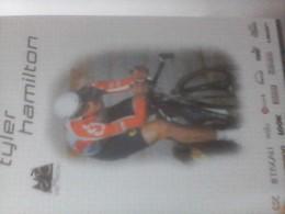 CYCLISME  : CP TYLER HAMILTON - Cycling