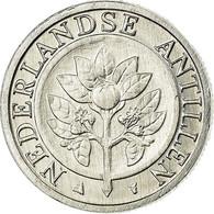 Monnaie, Netherlands Antilles, Beatrix, 5 Cents, 2004, SPL, Aluminium, KM:33 - Antillen (Niederländische)