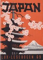 Japan, Lux-Lesebogen 59. - Boeken, Tijdschriften, Stripverhalen