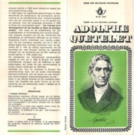 Director Of The Belgian Post Office Special Brand Issue №20-1974 ADOLPHE QUETELET - Briefmarken