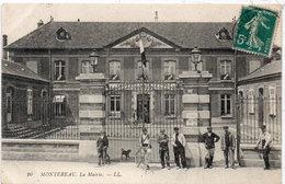 MONTEREAU - La Mairie (115047) - Montereau