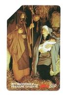 Italia - Tessera Telefonica Da 5.000 Lire N. 273 - 30/06/95 Presepe Vivente - Natale