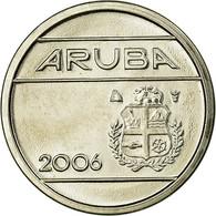 Monnaie, Aruba, Beatrix, 5 Cents, 2006, Utrecht, SUP, Nickel Bonded Steel, KM:1 - [ 4] Colonies