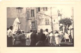 ¤¤   -  ANTIBES   -   Cliché De La Procession De La Vierge De La Garoupe En 1954   -  Voir Description  -  ¤¤ - Antibes