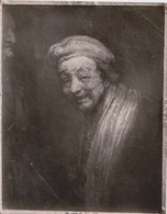 Rembrandt Reproduction 20/16,5 Cm. Scan R/V. - Fotografie En Filmapparatuur