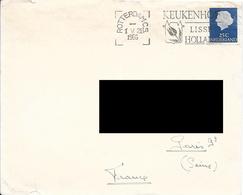 Lettre Des Pays Bas Pour La France. (Voir Commentaires) - Marcofilie - EMA (Print Machine)