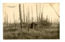 Forêt D'Houthulst - Abris Sous Bois - Carte D'honneur - Houthulst