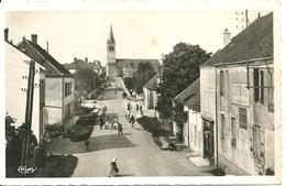 SAINT-MARTIN-EN-BRESSE (71) - Rue Du Bourg - France