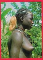 ETHIOPIA - GAMBELE MAIDEN FEMME - 1972 - Africa Meridionale, Occidentale E Orientale