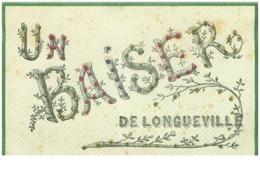 76.LONGUEVILLE.N°24049.UN BAISER.FANTAISIE - France