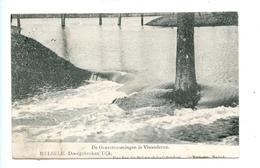 Melsele - Doorgebroken Dijk - De Overstromingen In Vlaanderen (1906) - Beveren-Waas