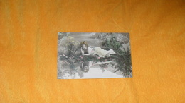 CARTE POSTALE ANCIENNE NON CIRCULEE DATE ?../ LE MIROIR DE BEBE / REFLET ENFANT DANS L'EAU - Scènes & Paysages