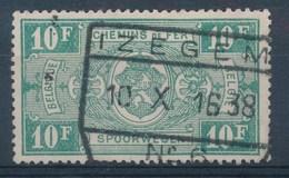 """TR 162 - """"IZEGEM Nr 6"""" - (ref.28.294) - Chemins De Fer"""