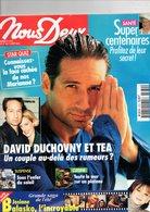 Revue NOUS DEUX De 2000, N° 2770, 82 Pages, Roman Photo, Mode, Beauté, Tourisme, Santé, Cuisine - Libros, Revistas, Cómics