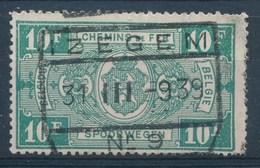 """TR 162 - """"IZEGEM Nr 9"""" - (ref.28.295) - Chemins De Fer"""