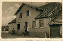 NIEDERENTZEN  Epicerie Garteiser - France