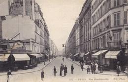Paris - (XVIIIe) - Rue Doudeauville - France