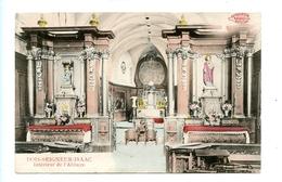 Bois-Seigneur-Isaac - Intérieur De L'Abbaye / Marcovici - Eigenbrakel