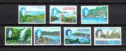 """Grenada   - 1966. Dalla Serie Ordinaria  """" Spiagge E Cascata """". From The Ordinary Series """"Beaches And Waterfall"""". MNH - Geografia"""