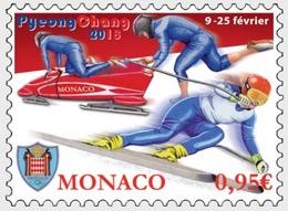 Monaco 3120 JO Hiver Corée - Winter 2018: Pyeongchang