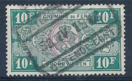 "TR 162 - ""OOSTENDE-B.ZAKEN - OSTENDE-CONT."" - (ref.28.303) - Spoorwegen"