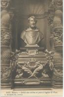 Antwerpen - Anvers - Détail Des Stalles Et Jubé à L'église St Paul - G. Hermans, Ed. No 905 - Antwerpen
