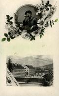 GAP  Caserne Des Chasseurs Alpins Photo 1930 - Gap