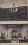 CPA Allemagne Gottesackerkapelle St Remigiukirche Bräunlingen Bis 1694 Pfarrkirche YT 349 CAD Braunlingen 22 8 24 - Unclassified