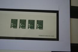 France:Document De La Poste, Reprise De La Série N°3443/3457 Les 15 Val. - Documenti Della Posta