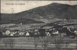 CPA Allemagne Panorama Von Sasbach YT 83 Verlag M Pache Achern - Sasbach