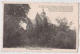 Cpa Braine Le Chateau - Kasteelbrakel