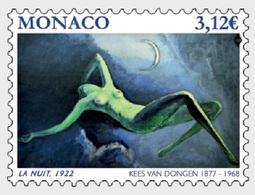 Monaco 3133 Nu, Van Dongen - Aktmalerei