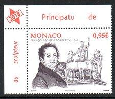 Monaco 3134 F-J Bosio - Escultura