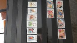 Gros Album Thématique En Timbres Sur Les JO De 1984 **. A Saisir !!! - Stamps