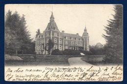 Rendeux. Château De Rendeux.  Melreux-Hotton / Boortmeerbeek (château De Schiplaken). 1906 - Rendeux