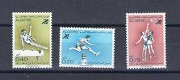 Algérie. Jeux Sportifs Méditerranéens. 1971 - Algérie (1962-...)