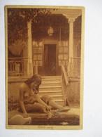 FILLETTE  ARABE   ... SEINS  NUS             TTB - Postcards