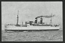 SETE: Plan TOP Sur Le Paquebot Sinaïa .C'est Sur Ce Navire Que 1600 Républicains Espagnols Ont Fui Franco Le ........... - Sete (Cette)
