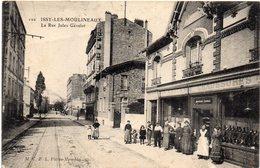 - La Rue Jules Gévelot - - Issy Les Moulineaux
