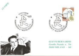 ITALIA - 1995 RIMINI 8^ Mostra Internazionale Riminicinema - Premio FEDERICO FELLINI - 307 - Cinema