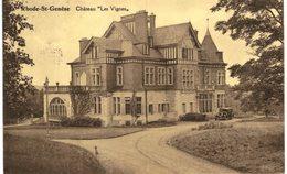 RHODE ST GENèSE  Château Les Vignes. - Rhode-St-Genèse - St-Genesius-Rode