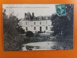 Corps Nuds - Le Chateau De Launay Chauvel Et La Piece D'eau - Other Municipalities
