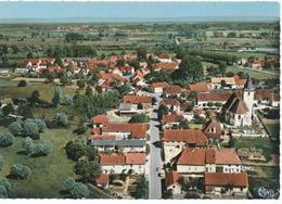 LONGWY-SUR-LE-DOUBS (39.Jura) - Vue Générale Aérienne - France