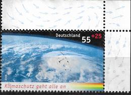 2006 Allem. Fed. Deutschland Mi. 2508 Used EOR  Umweltschutz: Klimaschutz Geht Alle An. - Gebraucht
